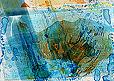 Cliché Verre No. 205: Agua Es Vida