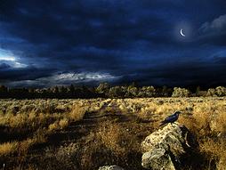 Landscapes: La Cuesta de la Luna