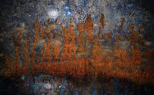 Landscapes: Autumn Moonrise